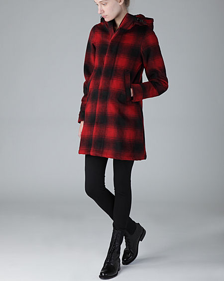 Red coat FZ